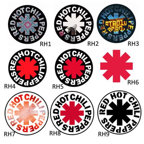 Chili Peppers Sticker chilli peppers rhcp stickers everything else on