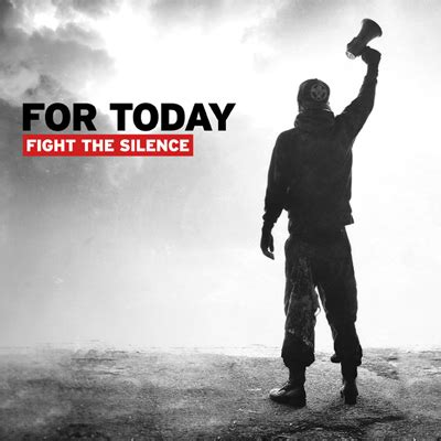 for today for today fight the silence has it leaked