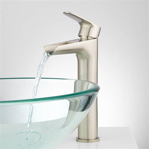 bathroom sinks and faucets ideas bathroom faucets for vessel sinks kohler