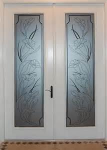 Custom Glass Door Decals Etched Glass Custom Glass Etching And Frosted Window Door Decals