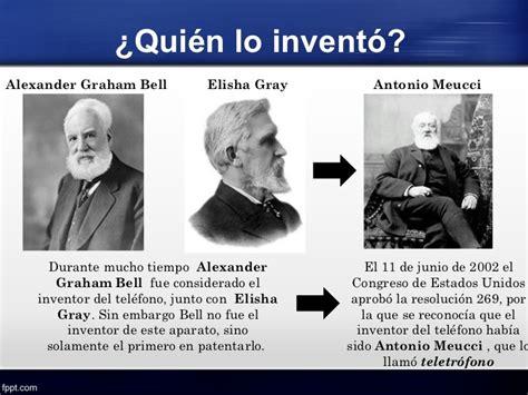 el hombre que invento graham bell el hombre que no invent 243 el tel 233 fono