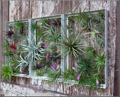 Garden Wall Hangings Beautify Your Patio Trough Garden Wall Ideas