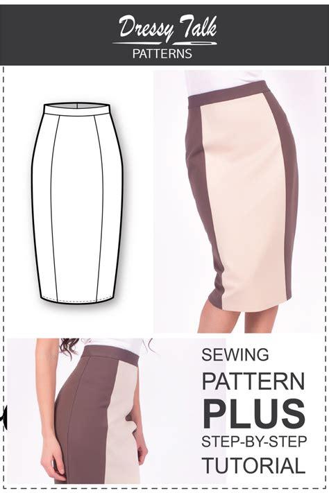 skirt pattern pdf skirt patterns sewing tutorials pencil skirt pattern
