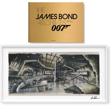 libro the james bond archives james bond art b live ce int cover 03103 1503121704 id 904638 png