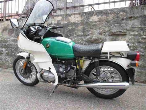 Bmw Motorrad Gebraucht Polizei by Bmw R65 Typ 248 Polizei Motorrad Bestes Angebot Von Bmw