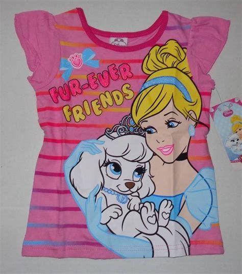 My Dear Princess 1 2t disney princess 2t 3t 4t shirt top cinderella palace pets ebay