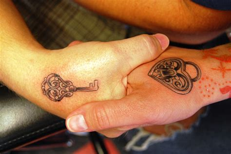 25 ideas of small tattoos for couples yo tattoo