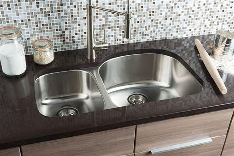 kraus stainless steel sink vs kohler hahn vs kraus kitchen sinks wow