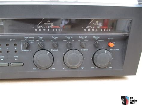 nakamichi 582 cassette deck nakamichi 582 3 cassette deck great condition