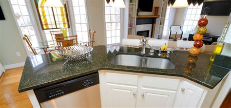 Sink Options For Granite Countertops by Undermount Sink As The Best Option For Granite Countertops