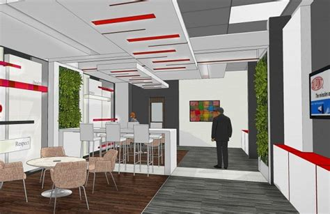 Office Interior Rendering the ultimate guide to living green walls ambius