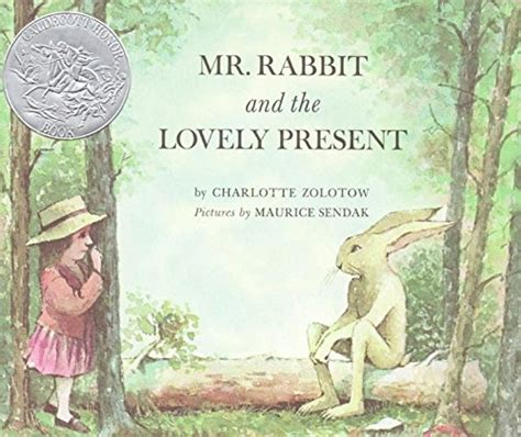 libro mr rabbit and the lovely present di charlotte zolotow