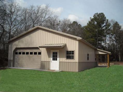 pole barn garage designs post frame 30x50 jpg 588 215 441 pixels farm house ideas garage colors and