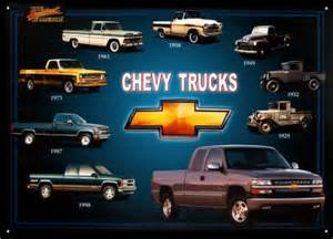 commercial truck success chevy history