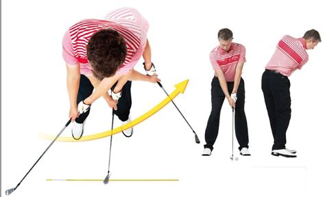 left swing golf tips fat thin slice hook swingstation