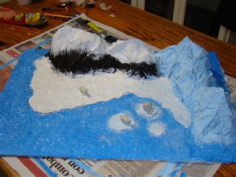 Maquetas De La Tundra | eco love maqueta de la tundra