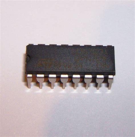 resistor pack dip uln2003 transistor array 7 x npn 16 pin dip pack of 1