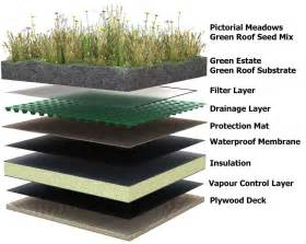 green roofs a useful solution to embellish our home and