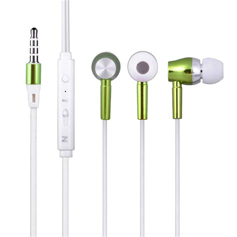 Handphone Handsfre High Quality Xiaomi Earphone Stereo Bass 2017 new high quality glow in the earphones luminous headphones 3 5mm glowing headset in