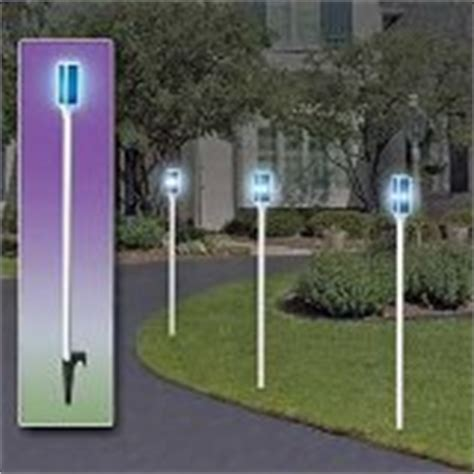 light up driveway markers guestpost even the best solar lights are not always