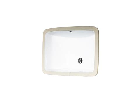 large rectangular undermount bathroom sink vitreous china undermount bathroom sink rectangular