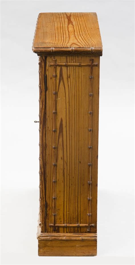 bamboo cabinet antique english faux bamboo cabinet antique english cabinets