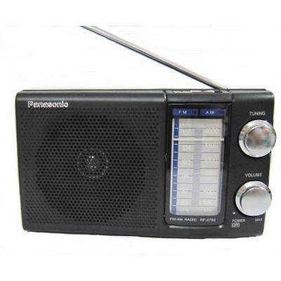 Harga Samsung Fm Radio harga panasonic rf 2750 hitam radio am fm pricenia