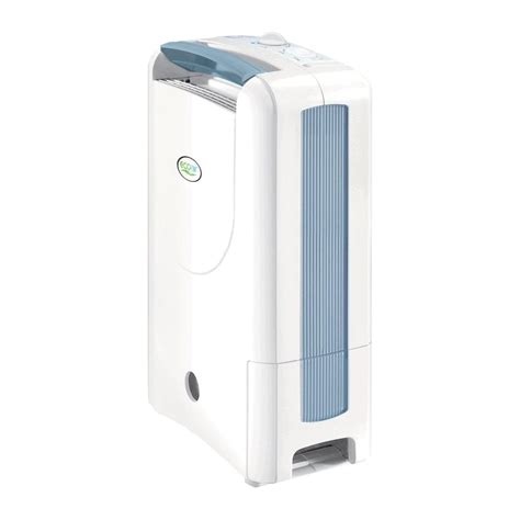 ecoair dd122fw simple home dehumidifier laundry dryer