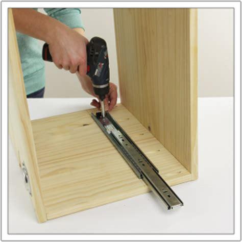 floor mounted drawer slides floor mount drawer slides chest of drawers