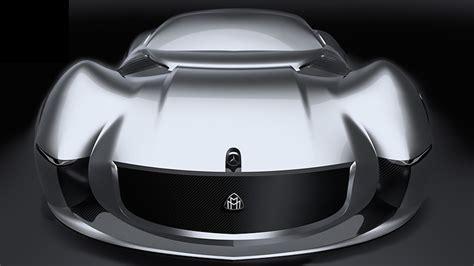 mercedes supercar concept 2030 mercedes maybach supercar concept photo gallery