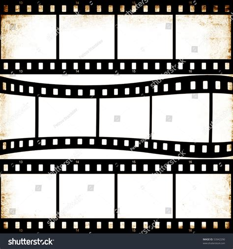 film paper aged paper with film strip stock photo 53942290 shutterstock