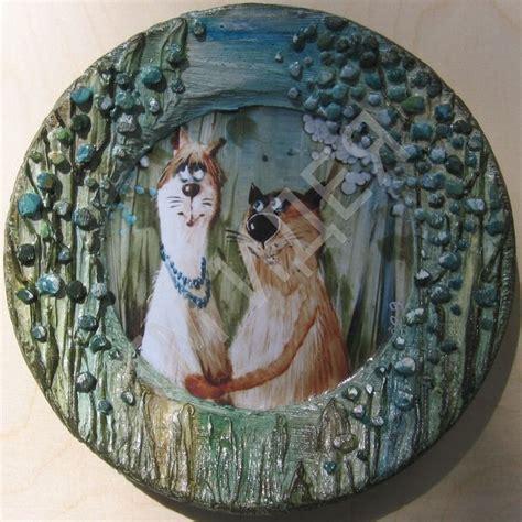 decoupage plates 83 best тарелки images on decorative plates