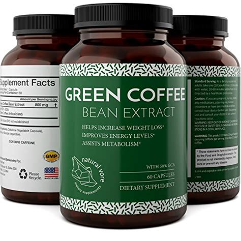 Potent Green Coffee Extract green coffee bean extract for weight loss and