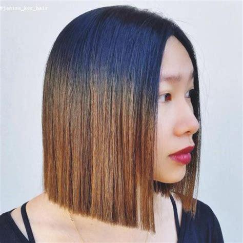 blunt sleek bob 50 spectacular blunt bob hairstyles