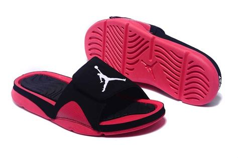 jordan house shoes new air jordan hydro 4 retro slide black pink new jordans 2018