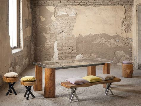 Tree Trunk Furniture by Tree Trunk Furniture By And Matteo Bagnai