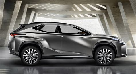 lexus crossover 2015 lexus lf nx compact crossover concept previews production