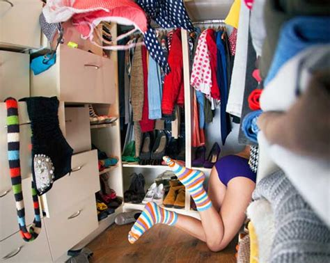 How To Clean Closet by To Trash Or Not To Trash Closet Cleaning World