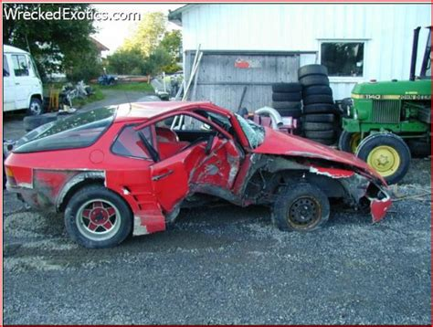 Porsche 944 Crash by 1987 Porsche 924s For Sale With Lots Of Goodies Page 2