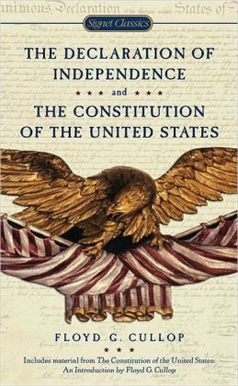 the declaration of independence and the constitution of the united states of america books the declaration of independence and constitution of the