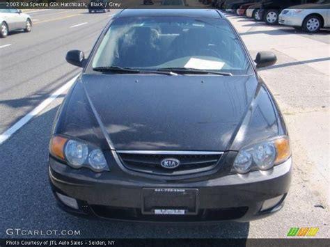 Kia 2003 Hatchback 2003 Kia Spectra Gsx Hatchback In Black Photo No 15045395