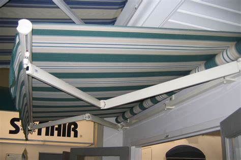 Sun Air Awnings by Sunair Crossarm Where Projection Is Greater Than Width