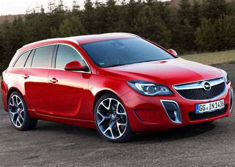opel red 2014 opel insignia opc sports tourer specs mpg