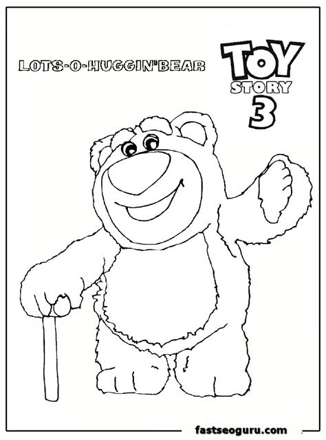 Free Printable Story Coloring Pages Coloring Pages Of Toy Story 3 Az Coloring Pages by Free Printable Story Coloring Pages