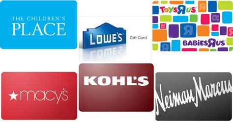 Gift Cards Coupon Code 2017 - ebay save on gift cards lowe s the children s place toysrus macy s more