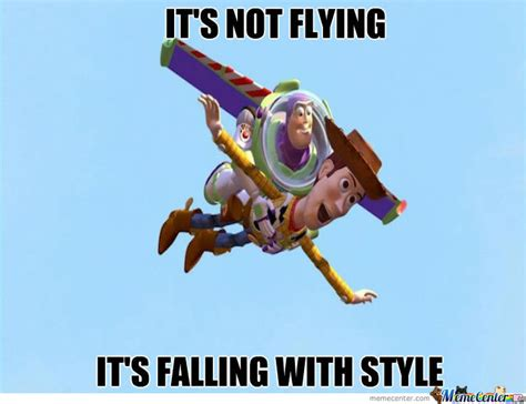 Falling Meme - falling with style by sirmemelot meme center