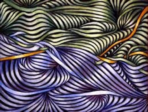 alternating pattern in art shorewood art principle of design rhythm