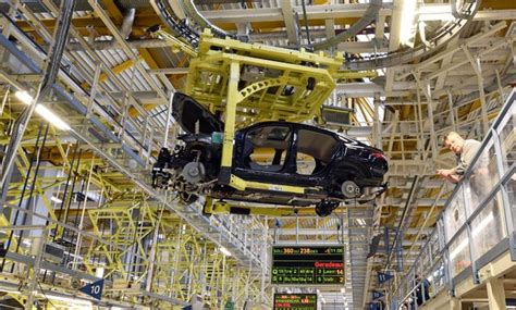 Mercedes In Germany by A Look Inside The Mercedes Plant In Germany