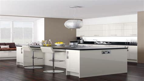 dark wood floors white cabinets gray kitchen white