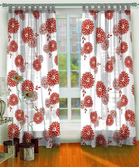 Block Print Curtains 2 Pcs Set Of Block Print Curtains Color Flower 100 Cotton Best Quality Shopping